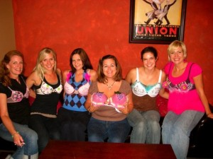 Cincy Chic Staff Bra Making Party