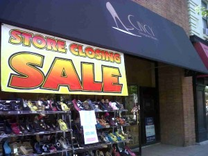 Cincy Designer Shoes Closing
