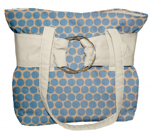 """It's a Cinch"" bag from JennaClaire Handbag Studio"
