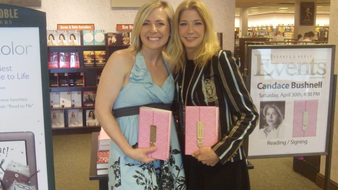 Candace Bushnell Meeting An Idol Sex And The Citys Candace Bushnell Chic This Week