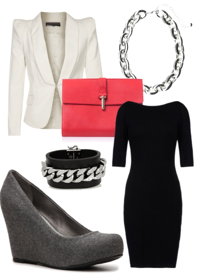 "My ""work wear"" look that's sure to be a boardroom bombshell"
